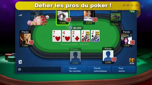 Zynga poker hi lo
