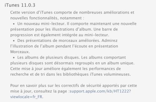 capture 2013 05 16 à 20.35.15 500x329 iTunes 11.0.3 est disponible