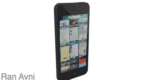 concept ios 7 Nouveau concept de multitâches pour iOS 7