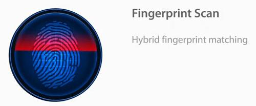 fingerprint scan1 iPhone 5S : un lecteur dempreintes digitales avec protection en Saphir