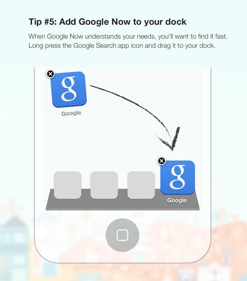 google1 5 astuces pour bien utiliser Google Now