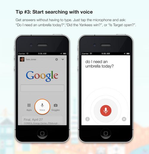 googlenow1 5 astuces pour bien utiliser Google Now