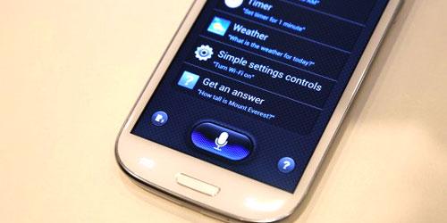 siri sg4 google now Le Samsung Galaxy S4 et Google now, accusés davoir les brevets de Siri