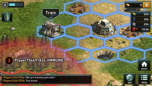 War of Nations War of Nations : le nouveau jeu de stratégie pour iPhone