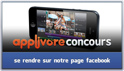 applivorecontest iph CONCOURS iPhone 5 ★★