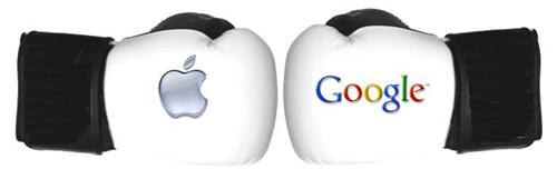 google vs apple Google prépare une console de jeu et une montre en réponse à Apple