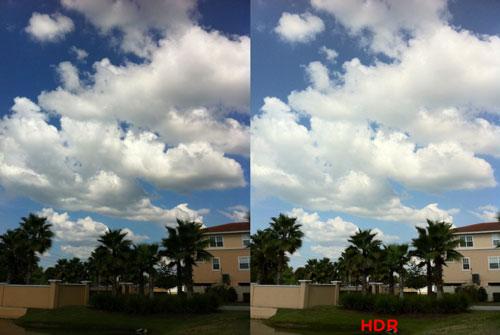 ios 7 beta 2 hdr iOS 7 bêta ajoute la fonction HDR pour lappareil photo