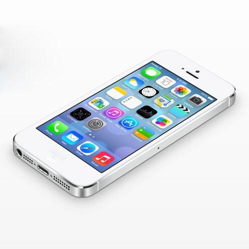 ios 7 iphone apple LiPhone a plus la cote que Samsung en Corée du Sud