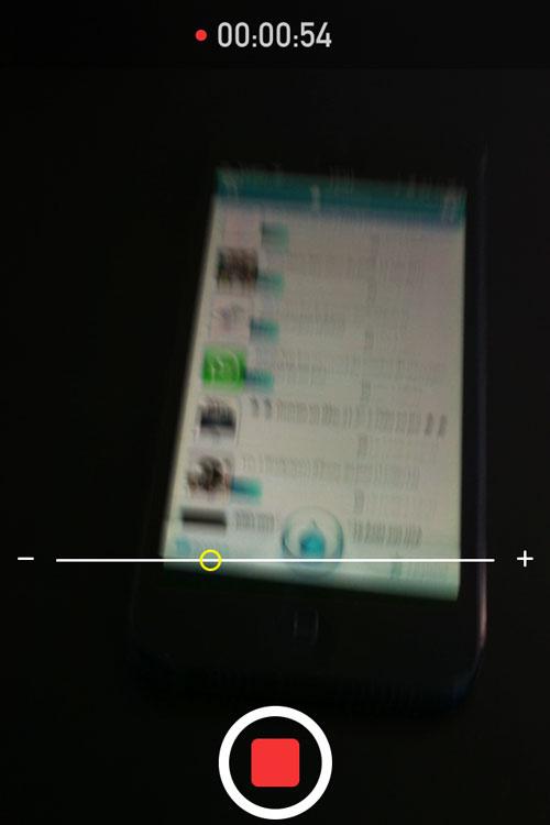 ios 7 zoom video iOS 7 : la fonctionnalité zoom en mode vidéo