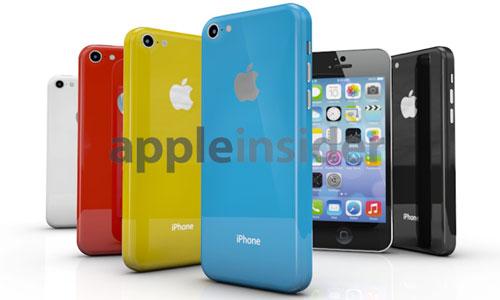iphone light Des schémas de liPhone5S et d'un iPhone Light fuitent sur la toile