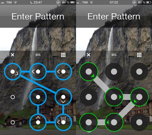 patternunlock1 Les mises à jour Cydia de la semaine 25