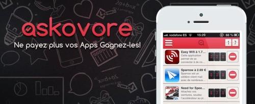 521607 578253072220617 1550097781 n 500x205 Découvrez askovore et gagnez des applications payantes pour iPhone