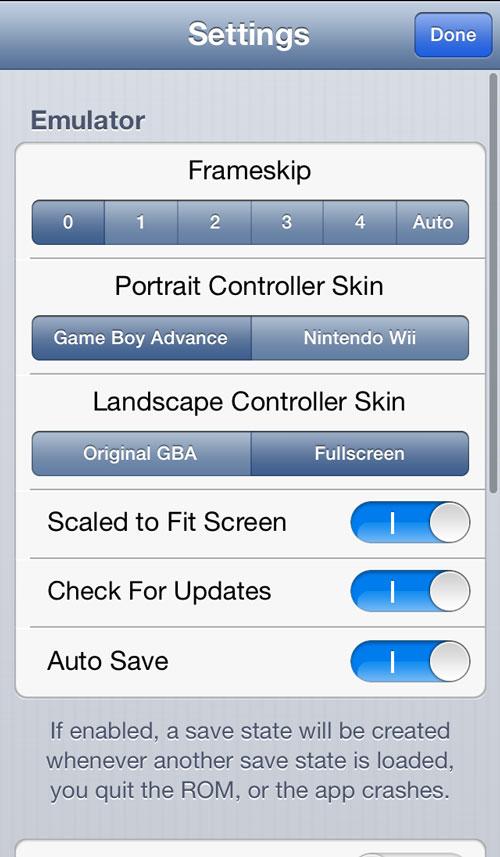 GBA4iOS 02 Installez un émulateur GameBoy Advance sans Jailbreak