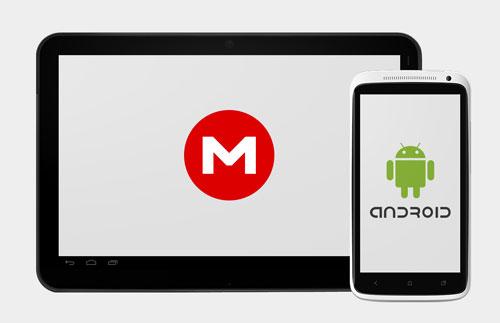 Kim Dotcom Mega for Android teaser 001 Kim Dotcom prépare une application iOS pour Mega