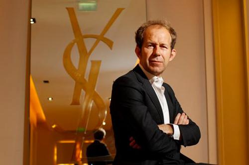 Paul Deneve image 001 Apple embauche Paul Deneve, ancien PDG de Yves Saint Laurent
