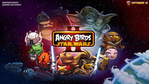 angry birds star wars 21 Angry Birds Star Wars 2 se dévoile en vidéo