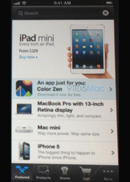 applestoreapp Mise à jour de lApp AppleStore