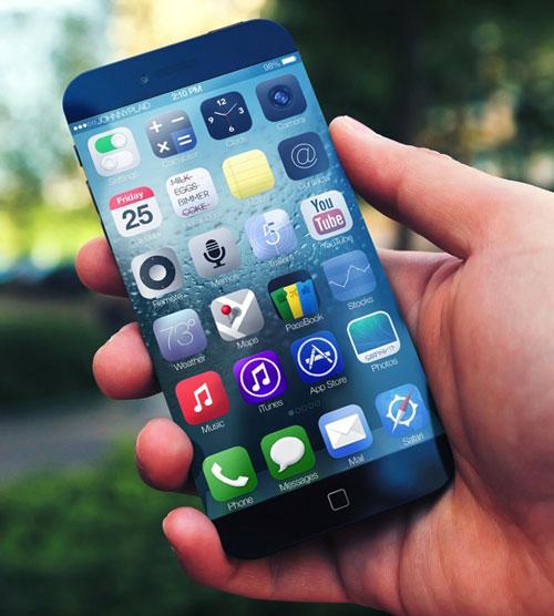 iphone 6 Apple teste des écrans 6 pouces pour liPhone