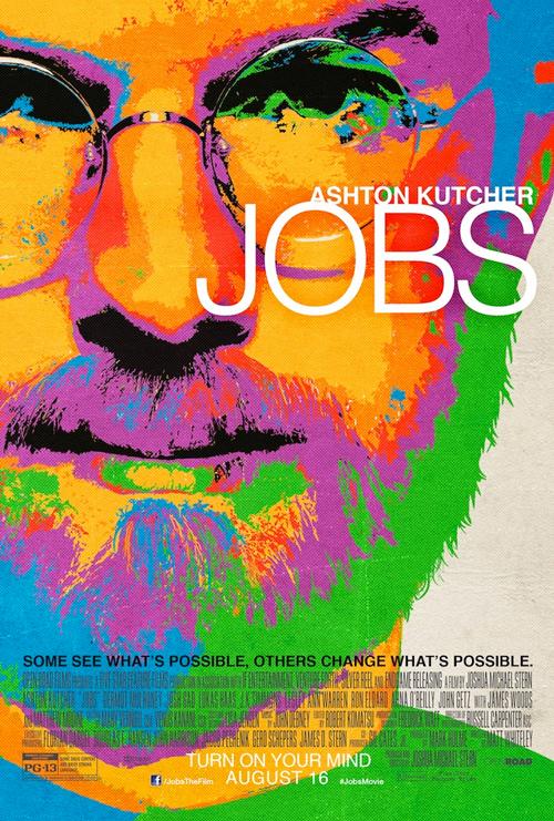 jobs poster ashton kutcher Découvrez laffiche du film JOBS