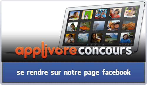 macbook1 CONCOURS : Gagnez un Macbook Air