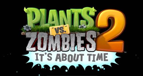 plant vs zombie 2 Plants vs Zombies 2 est prévu pour cet été [VIDEO]