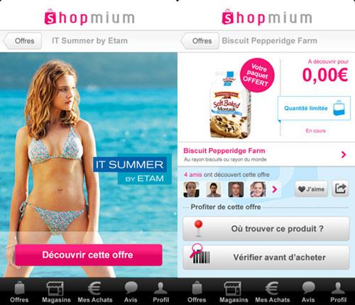 shopmium 02 Ne manquez plus la bonne affaire grâce à Shopmium