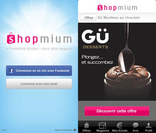 shopmium Ne manquez plus la bonne affaire grâce à Shopmium