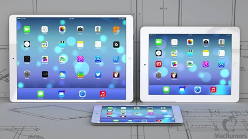 12 9 ipad ipad 4 mini light 800x450 Concept dun iPad 12,9 pouces
