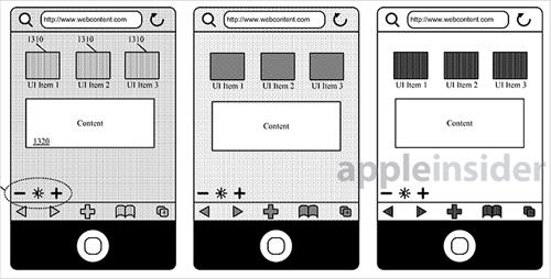 le jailbreak pour tous un nouveau brevet d apple pour contr ler ind pendamment la luminosit. Black Bedroom Furniture Sets. Home Design Ideas