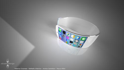 Apple iWatch 02 La iWatch sera bien plus quun assistant pour iPhone
