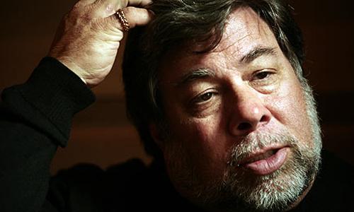 Steve Wozniak 001 Steve Wozniak donne son avis après avoir vu le film JOBS
