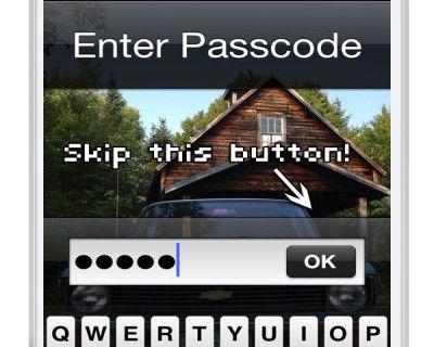 bandeau ao Cydia : AutoOk, validez automatiquement votre code complexe de verrouillage