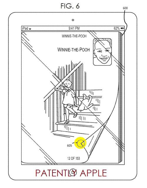 facetime patent apple Apple dévoile un système permettant le partage dApps avec FaceTime