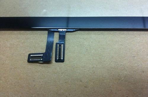iPad 5 connecteur Lécran de liPad 5 mis en vente
