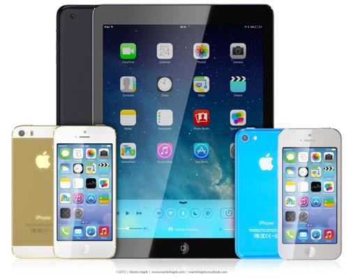 iPhone L'iPhone5S en or avec 128Go?
