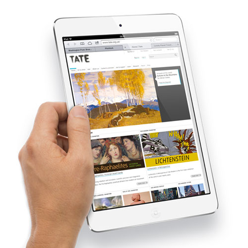 ipad mini1 iPad 5 et iPad mini Retina en bonne voie pour fin 2013