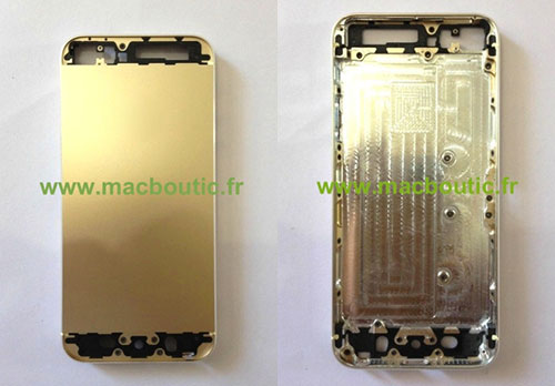 iphone 5s OR LiPhone 5S couleur or confirmé ?