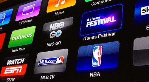 itunes festival atv iTunes Festival arrive sur lApple TV