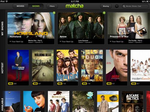 matcha tv Apple rachète Matcha.tv