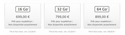 5S prix Le bilan du keynote : iPhone 5S/5C et iOS 7