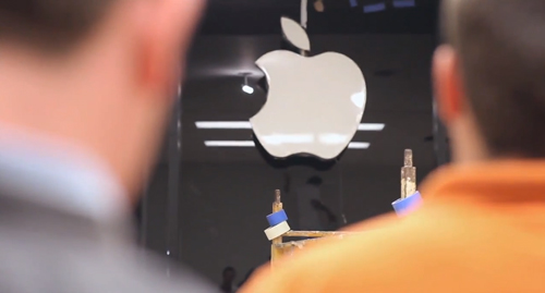 apple store La création dun Apple Store de A à Z [VIDEO]