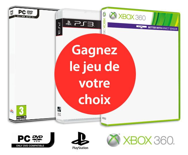 Fin Du Concours Jeu Ps3 Xbox360 Au Choix Appsystem