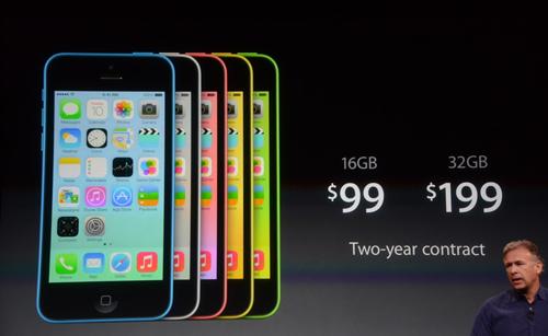 iPh5C Le bilan du keynote : iPhone 5S/5C et iOS 7