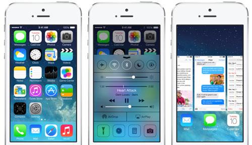 ios 7 iOS 7.0.1, iOS 7.0.2 et iOS 7.1 déjà prêts à Cupertino
