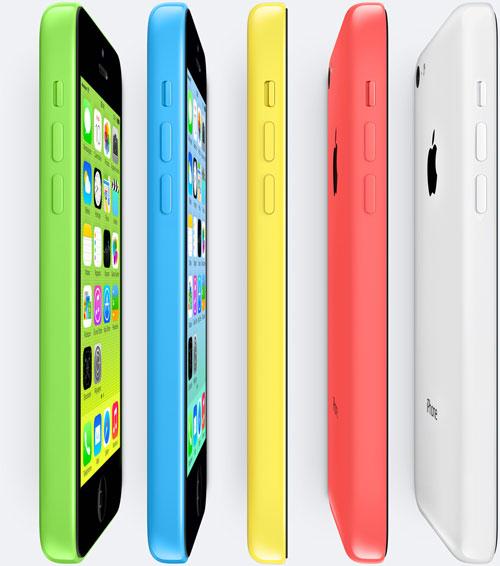 iphone 5C Découvrez la publicité de liPhone 5C