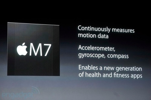 iphone2013 0174620 Les premières applications utilisant le coprocesseur M7