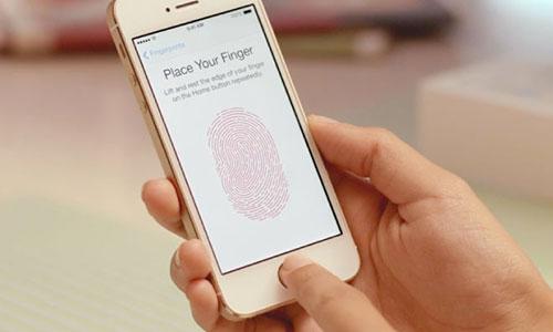 touchid Apple Store : une application spéciale pour le Touch ID de liPhone 5S