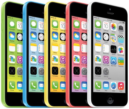 06634238 photo apple iphone 5c LiPhone 5C à 499€ sur Groupon
