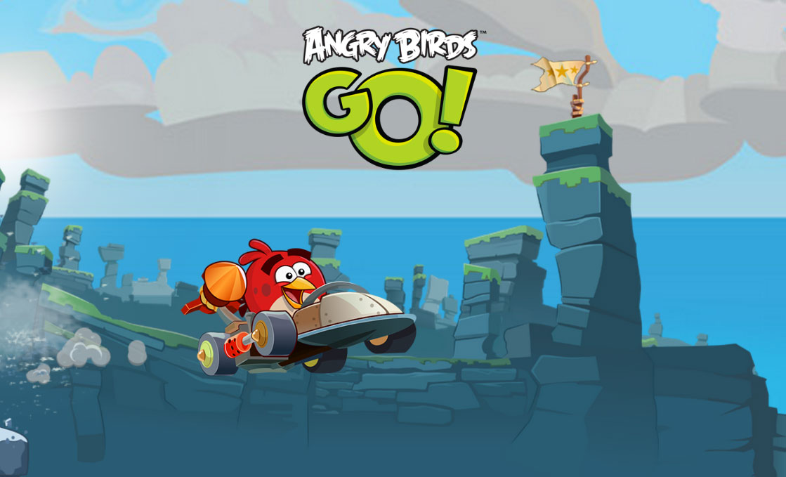 angry birds go Angry Birds Go! est disponible sur lApp Store