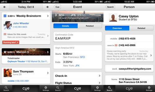 cue app Apple acquiert lapp Cue pour plus de 35 millions de dollars